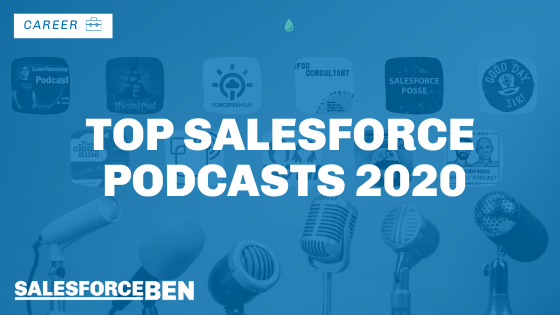 Top Salesforce Podcasts 2020