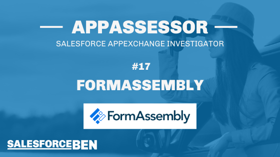 FormAssembly In-Depth Review [The AppAssessor #17]