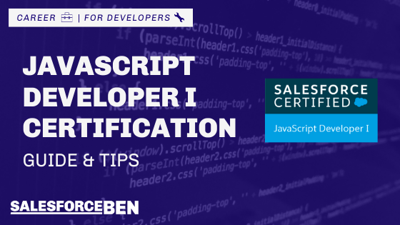 JavaScript Developer I Certification Guide & Tips