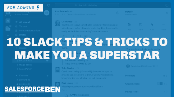 10 Slack Tips & Tricks to Make You a Superstar