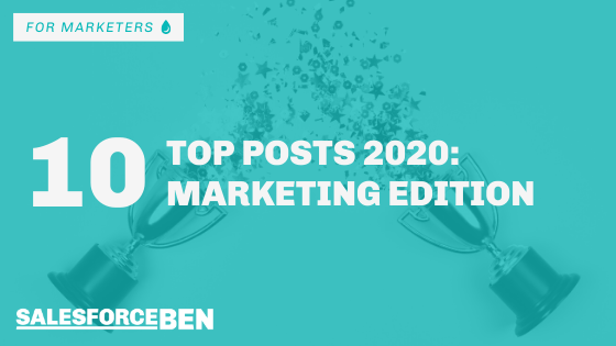 Top 10 Posts of 2020: Marketing Edition