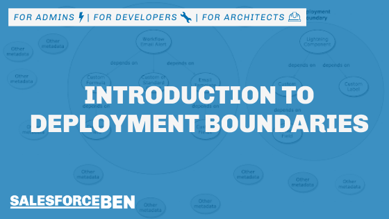Introduction to Deployment Boundaries