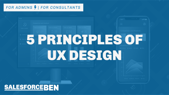 The 5 Principles of UX Design