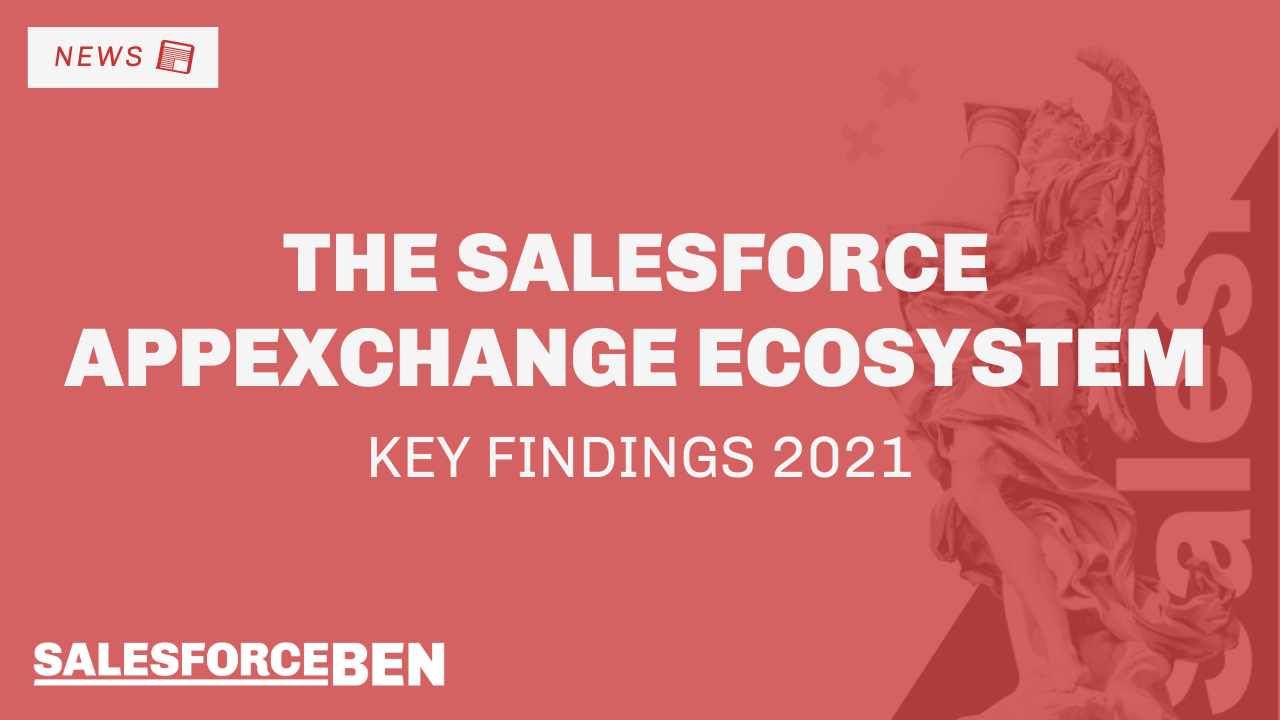 The AppExchange Ecosystem: Key Findings for 2021