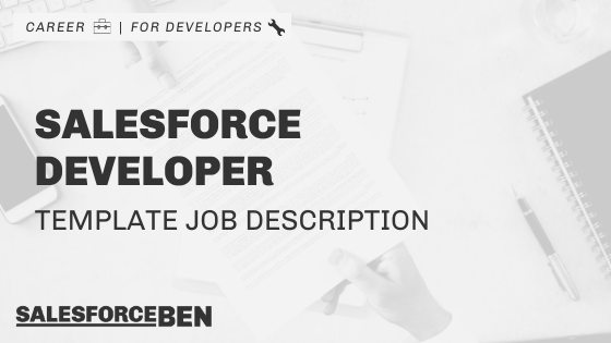 Salesforce Developer Job Description