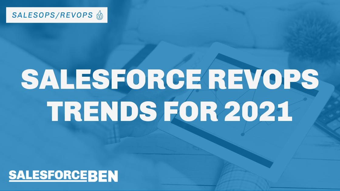 Salesforce RevOps Trends for 2021