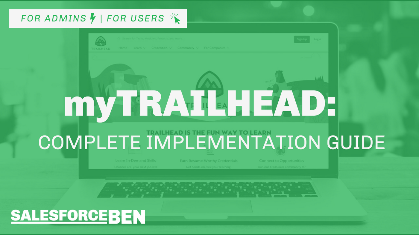myTrailhead: Complete Implementation Guide
