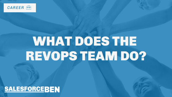 What does the RevOps Team do? [Infographic]