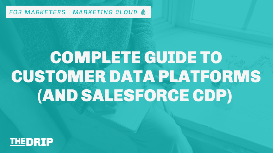 Complete Guide to Customer Data Platforms (and Salesforce CDP)
