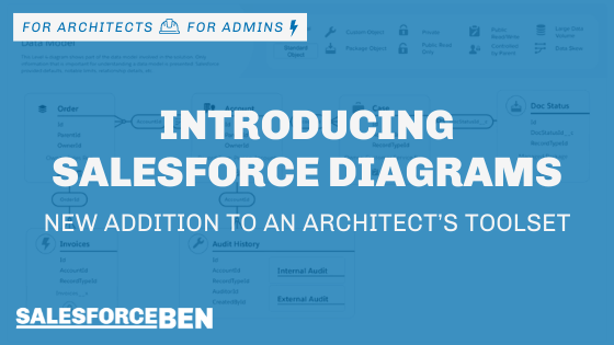 Introducing Salesforce Diagrams: new addition to an Architect's toolset