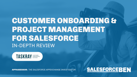Customer Onboarding & Project Management for Salesforce [In-Depth Review]