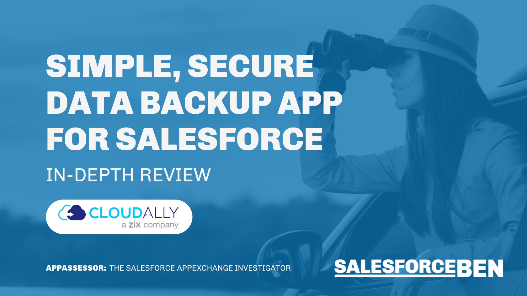 Simple, Secure Data Backup App for Salesforce [In-Depth Review]