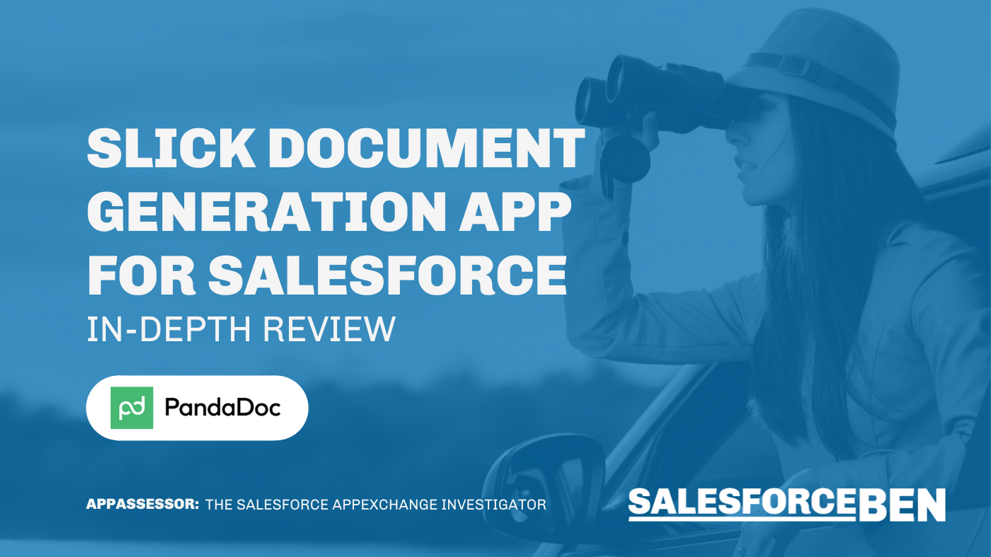 Slick Document Generation App for Salesforce [In-Depth Review]