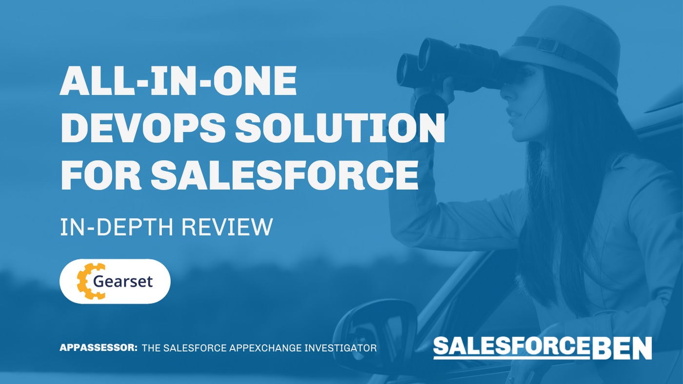 All-in-one DevOps Solution for Salesforce [In-Depth Review]