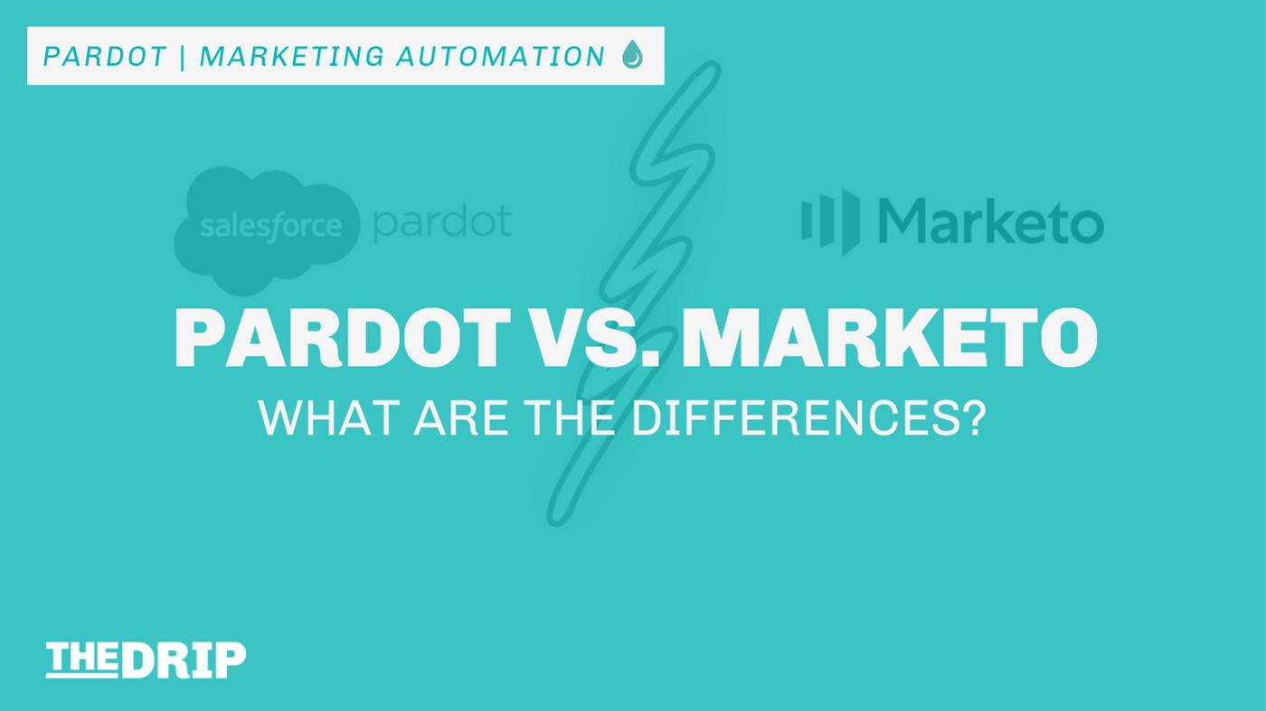Pardot vs. Marketo – What are the Differences?