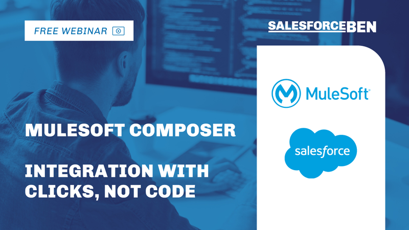 [WEBINAR] Mulesoft Composer – Integration With Clicks, Not Code