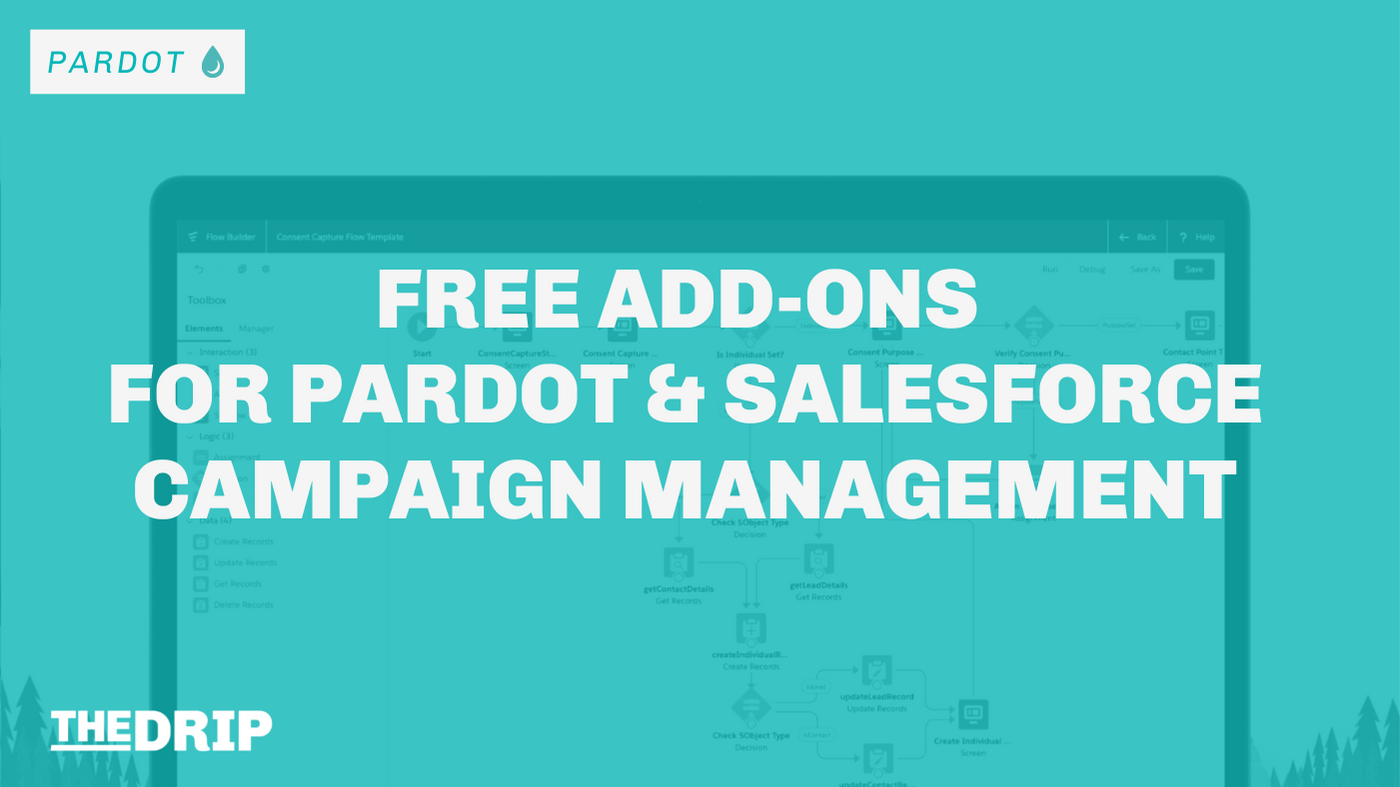 Free Add-ons for Pardot and Salesforce Campaign Management