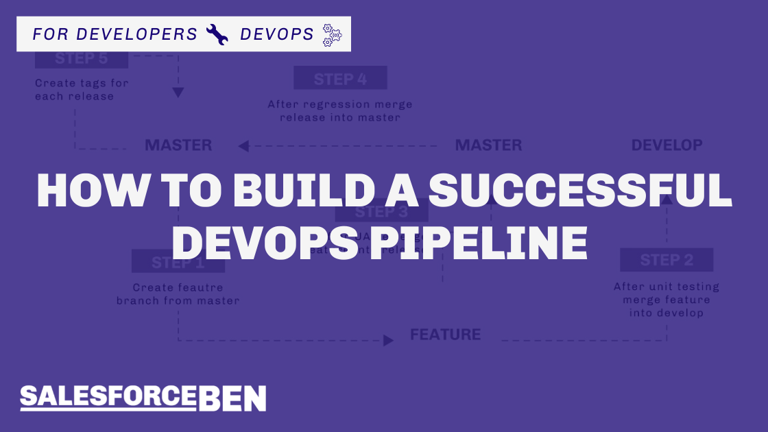 How to Build a Successful DevOps Pipeline for Salesforce