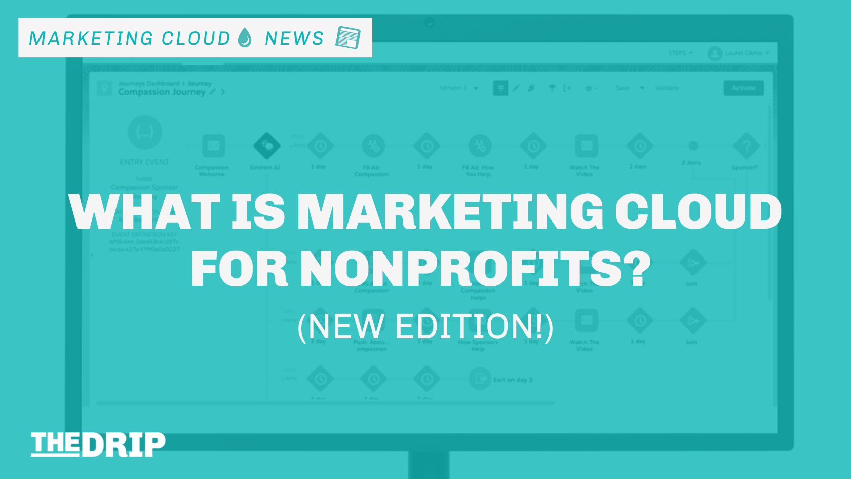 What is Marketing Cloud for Nonprofits? (New Edition!)
