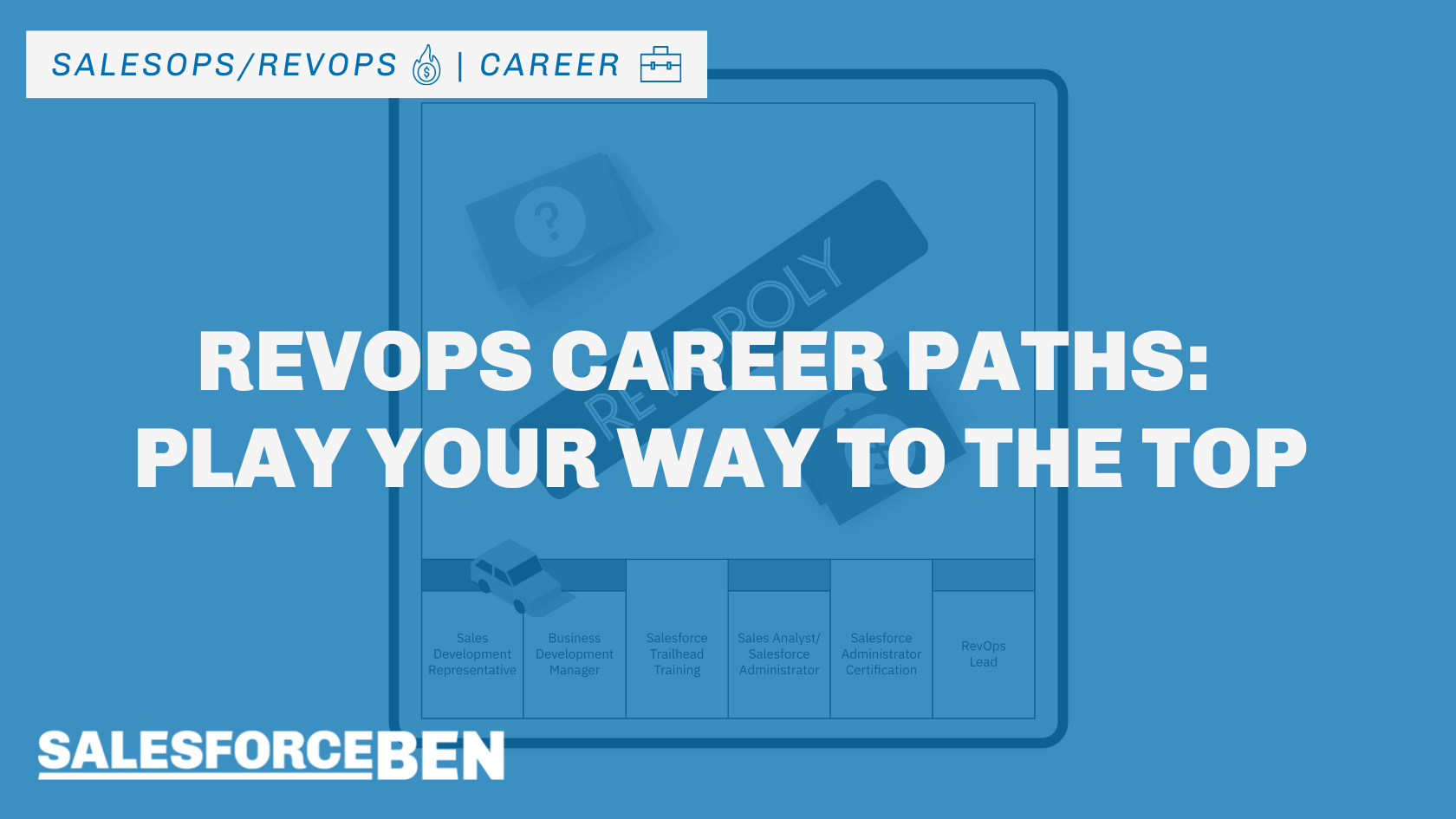 RevOps Career Paths – Play Your Way to the Top