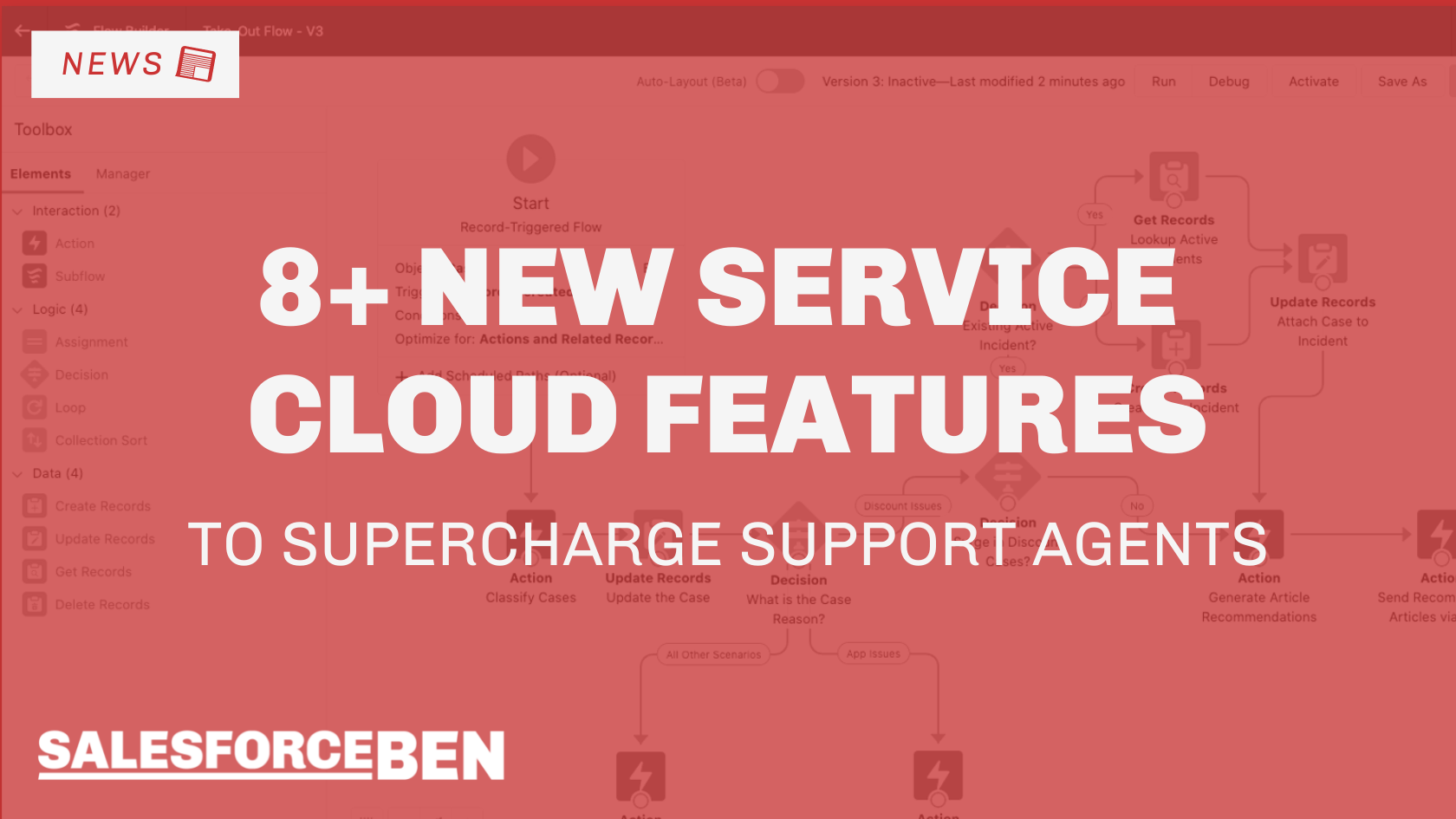8+ NEW Service Cloud Features to Supercharge Support Agents