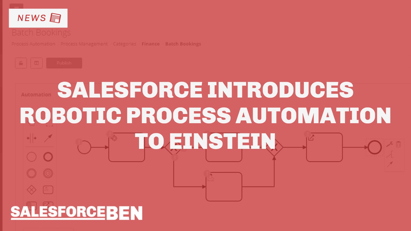 Salesforce Introduces Robotic Process Automation to Einstein