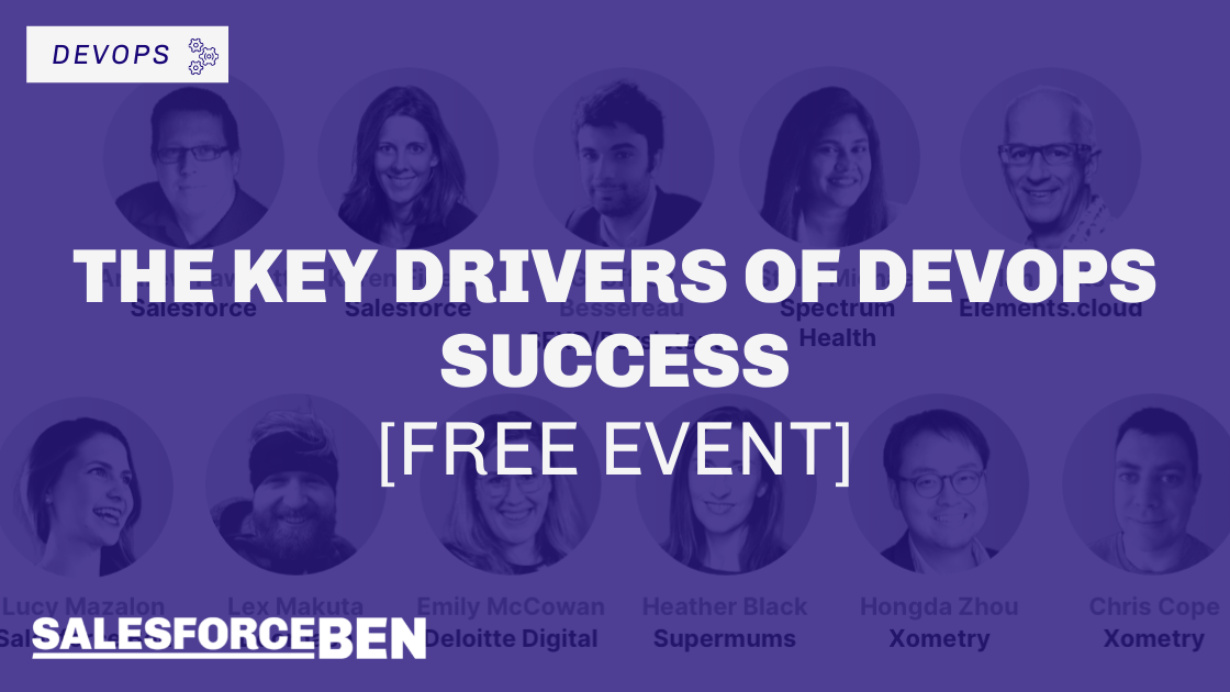 [FREE EVENT] The Key Drivers of DevOps Success