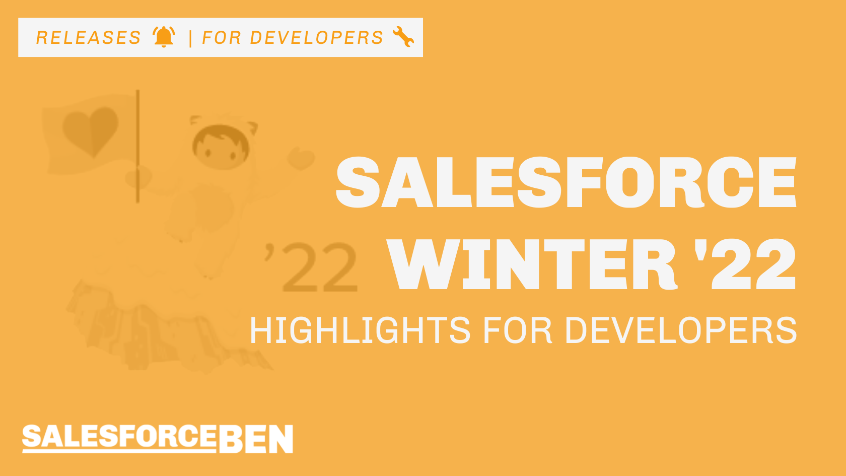 Salesforce Winter '22 Highlights for Developers