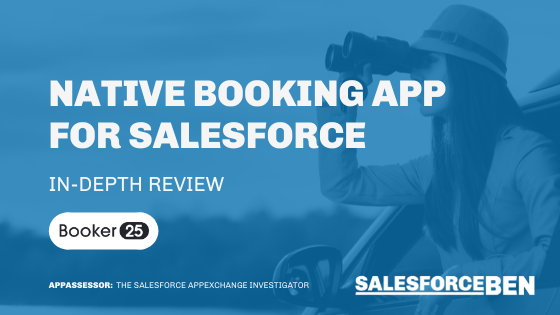 Native Booking App for Salesforce [In-Depth Review]
